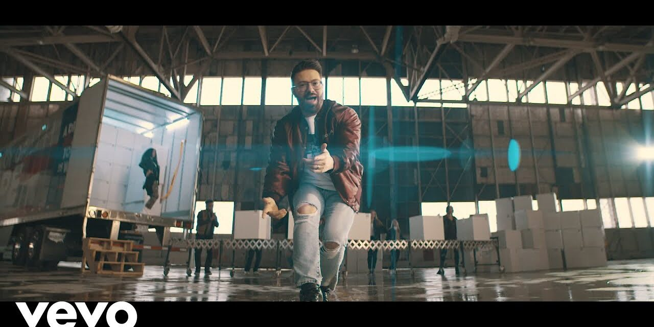 """Danny Gokey's Latest Music Video for """"New Day"""""""