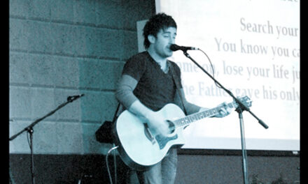 """Phil Wickham's Inspiring Single """"House of The Lord"""""""